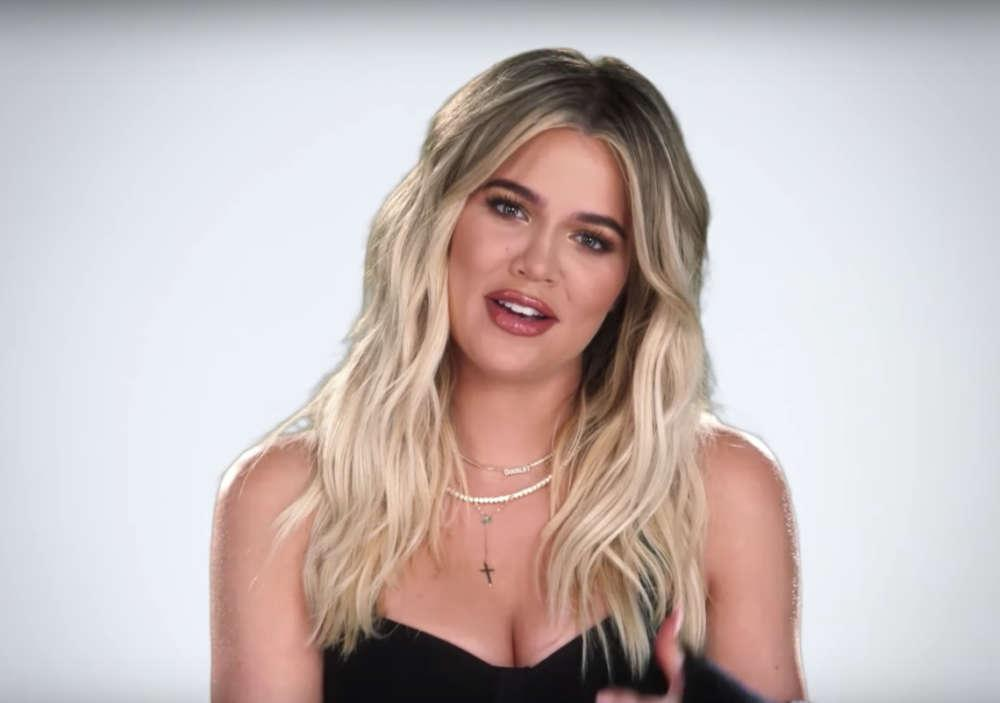 Khloe Kardashian Hangs Out With Ex Tristan Thompson And Daughter True For Quarantine