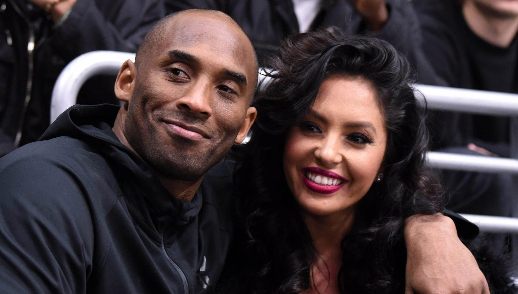 Kobe Bryant's Wife, Vanessa Bryant, Forced To Take Rapid Actions To Protect Daughter Capri Financially In The Midst Of  Of The Coronavirus Pandemic