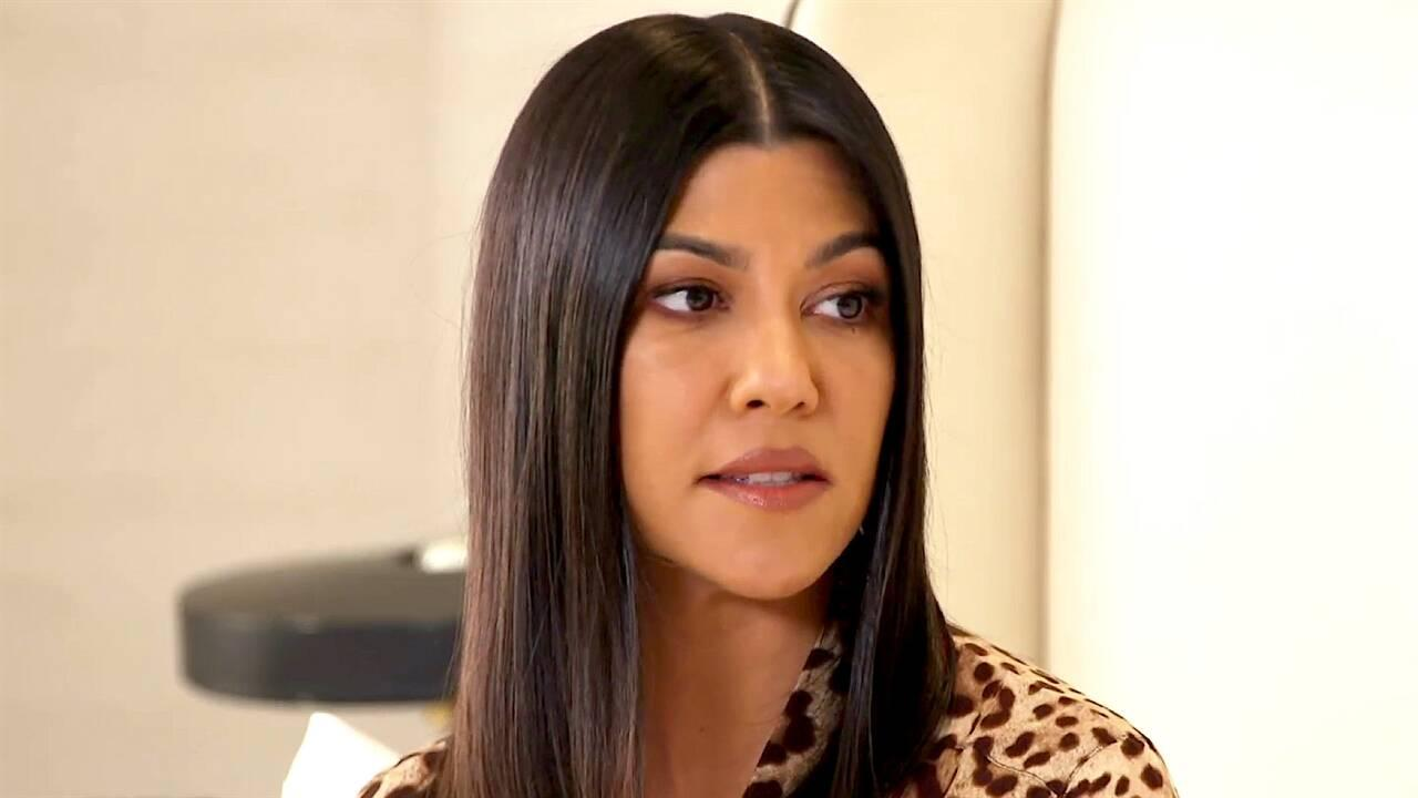 Kourtney Kardashian Vows To 'Never Share A Relationship Again' On KUWK - Here's Why!