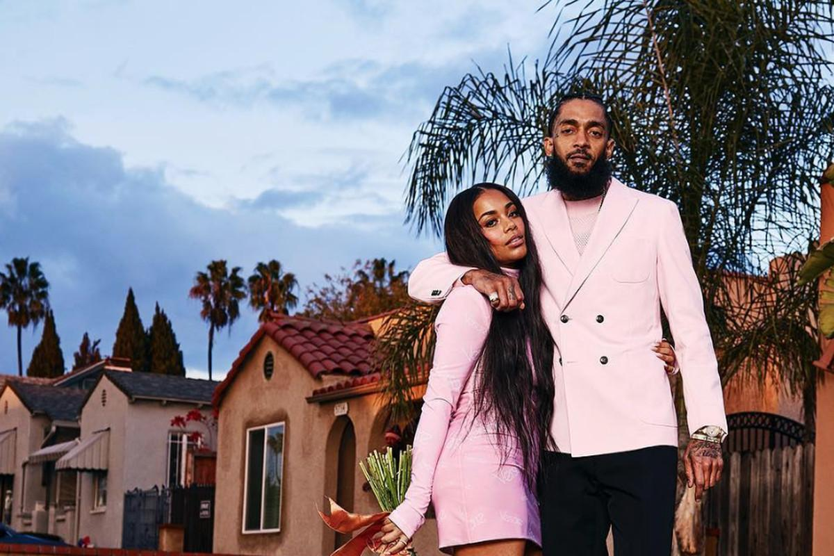 Lauren London Posts Emotional Tribute A Year After Nipsey Hussle's Passing