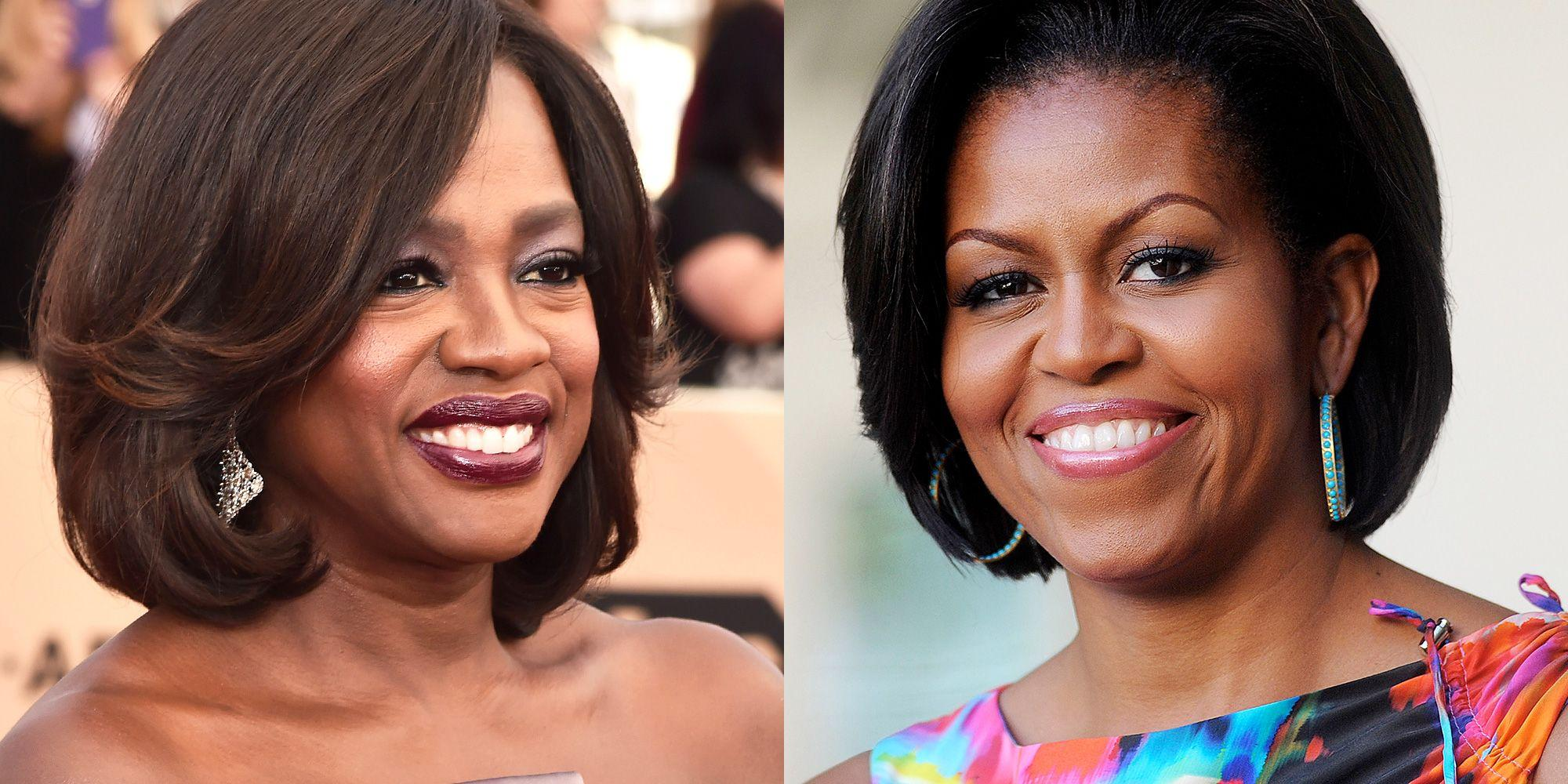 Michelle Obama, Viola Davis, And Angela Bassett Rally Around 4-Year-Old Who Called Herself 'Ugly' In Viral Video