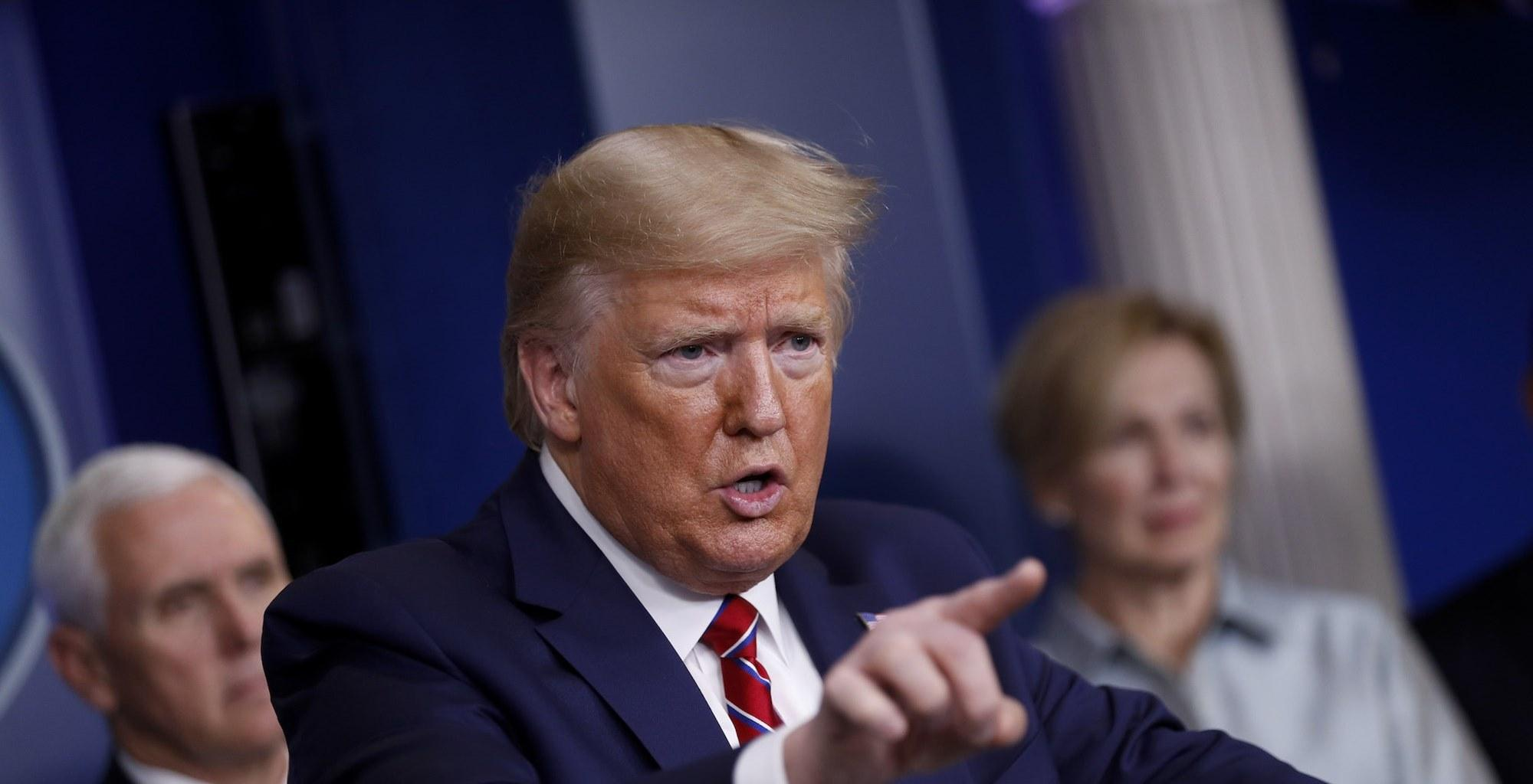 Donald Trump Slams Democratic Governors In Insane Interview And Confesses That He Is Annoyed To Hear New York Governor Andrew Cuomo Make This Request