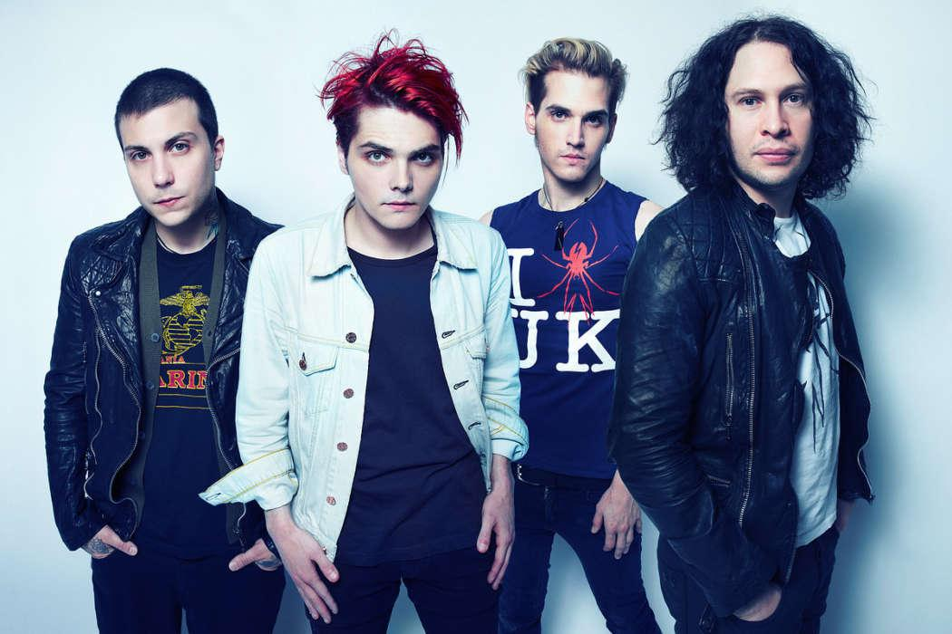 My Chemical Romance Cancels Japanese Tour Dates Due To Coronavirus Scare