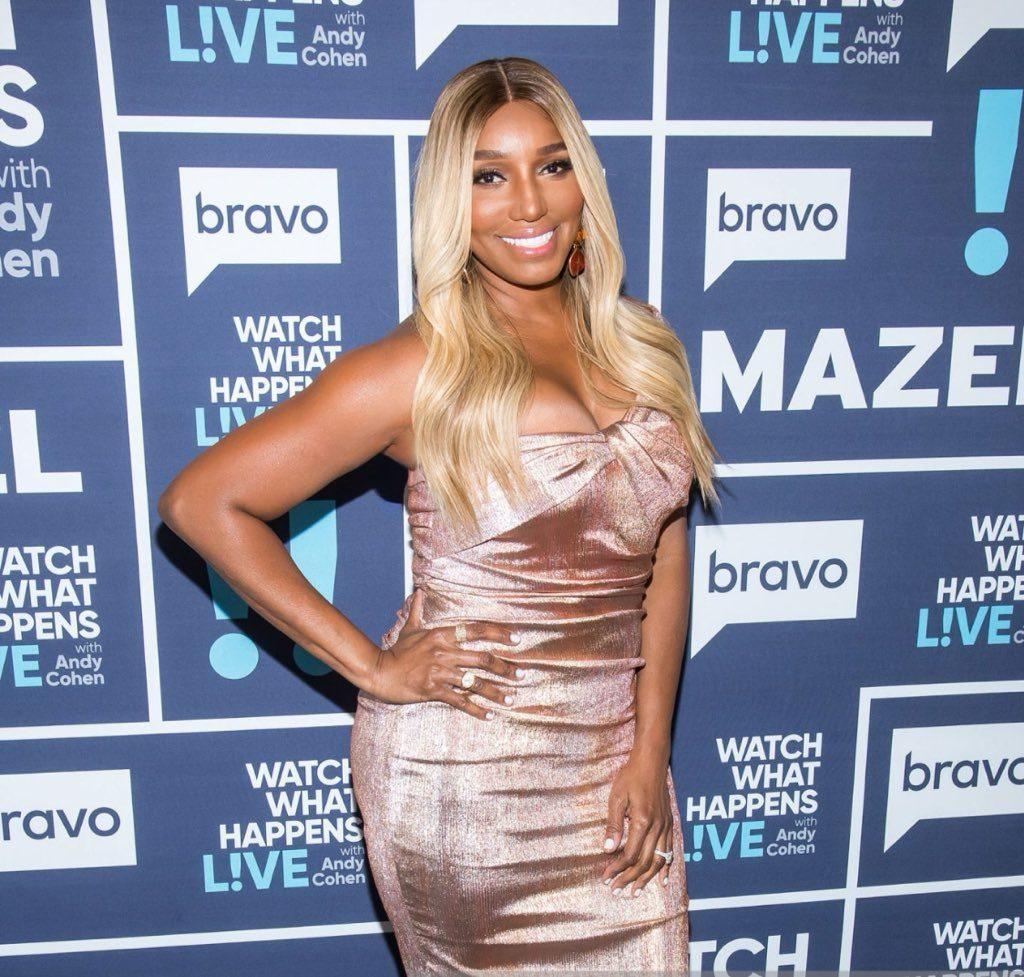 NeNe Leakes And Gregg Leakes Are Working From Home