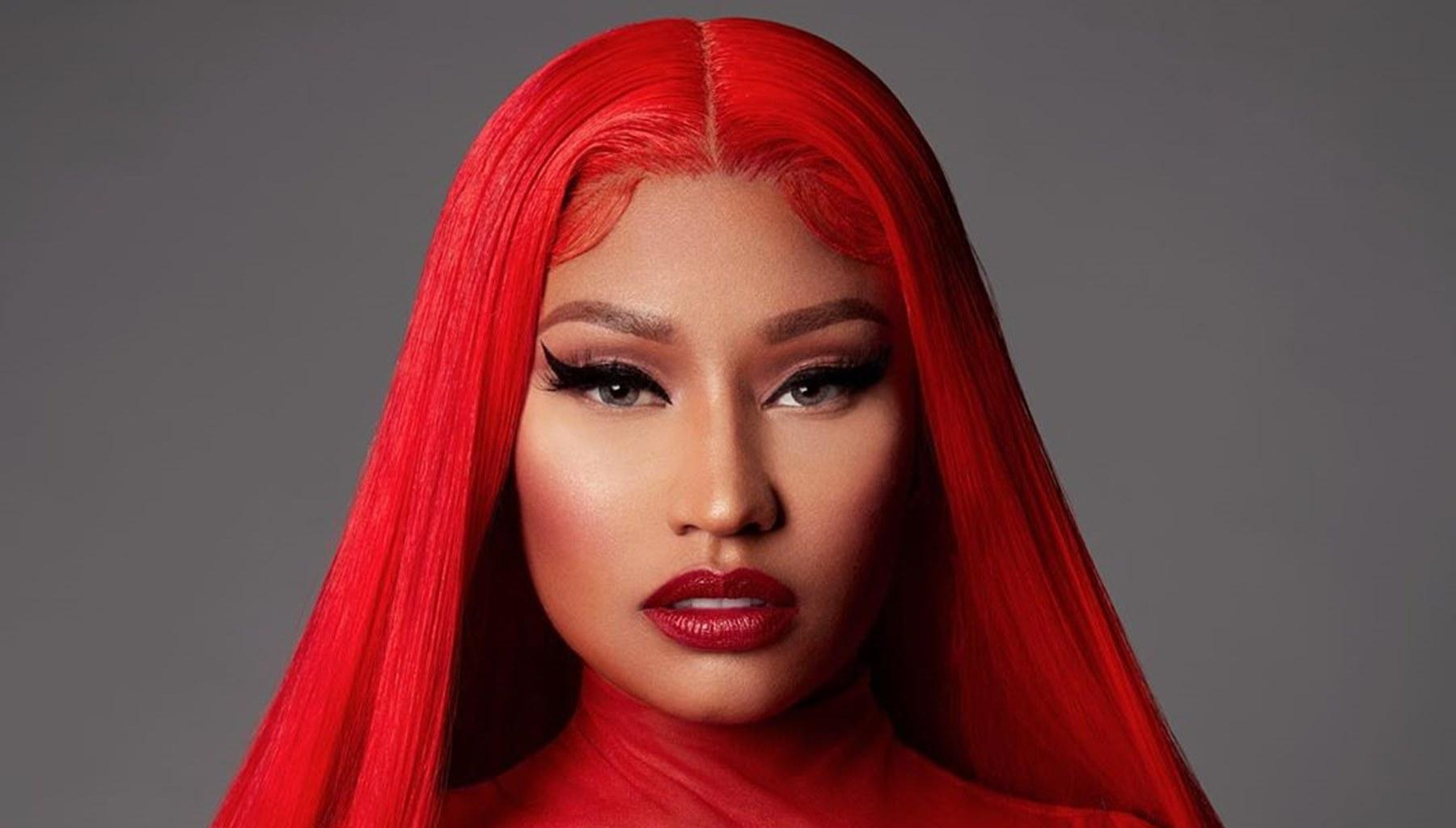 Nicki Minaj's Husband, Kenneth Petty, Stole The Show For All The Wrong Reasons -- The Femcee Is Still Defending Kenneth Petty