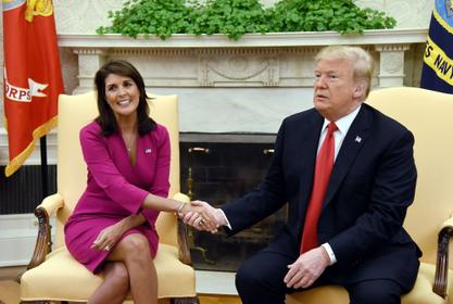 Donald Trump Plans To Dump Vice President Mike Pence And Replace Him With Nikki Haley, And This Is When He Will Make The Announcement, According To Bullish Political Expert