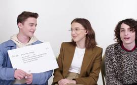 Noah Schnapp Suggests That Millie Bobby Brown And Finn Wolfhard Might Hook Up Following The COVID-19 Quarantine And Fans Freak Out!