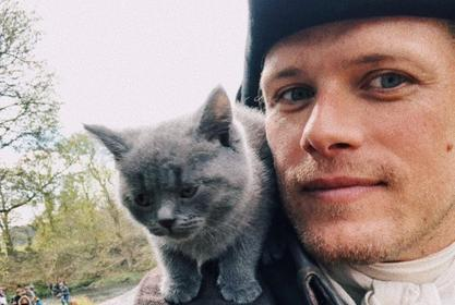 Outlander's Sam Heughan Blasts Critics After He Reveals He's On Vacation In Hawaii During Coronavirus Pandemic