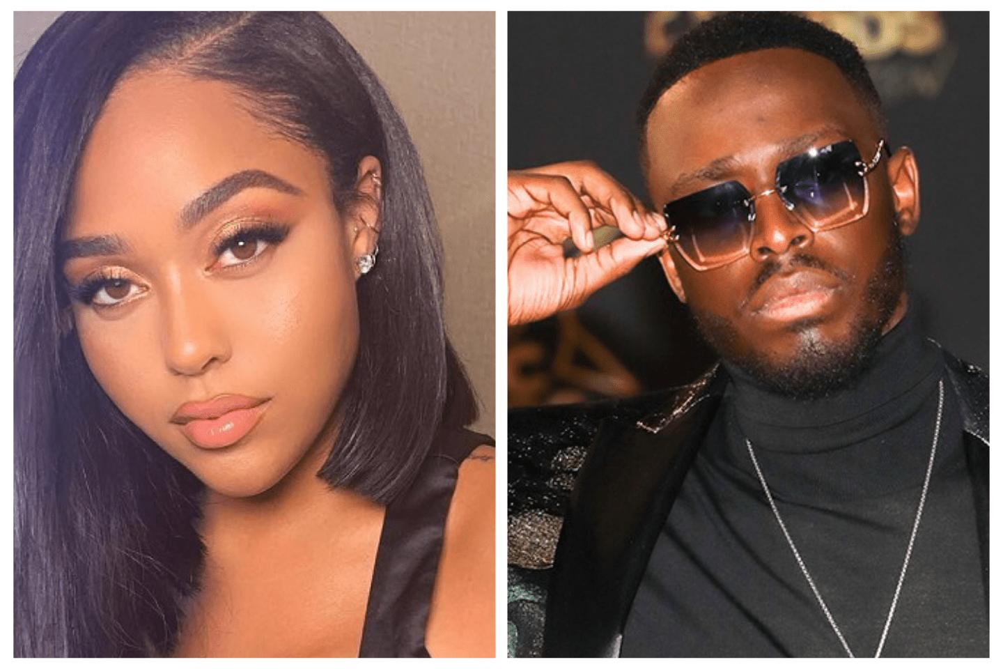 Jordyn Woods Is With The French Singer Dadju In Dubai - Are These Two Together?
