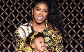 Porsha Williams And Other Celebrities Are Sharing Makeup Free Selfies As They Self Isolate With Out Their Glam Squads