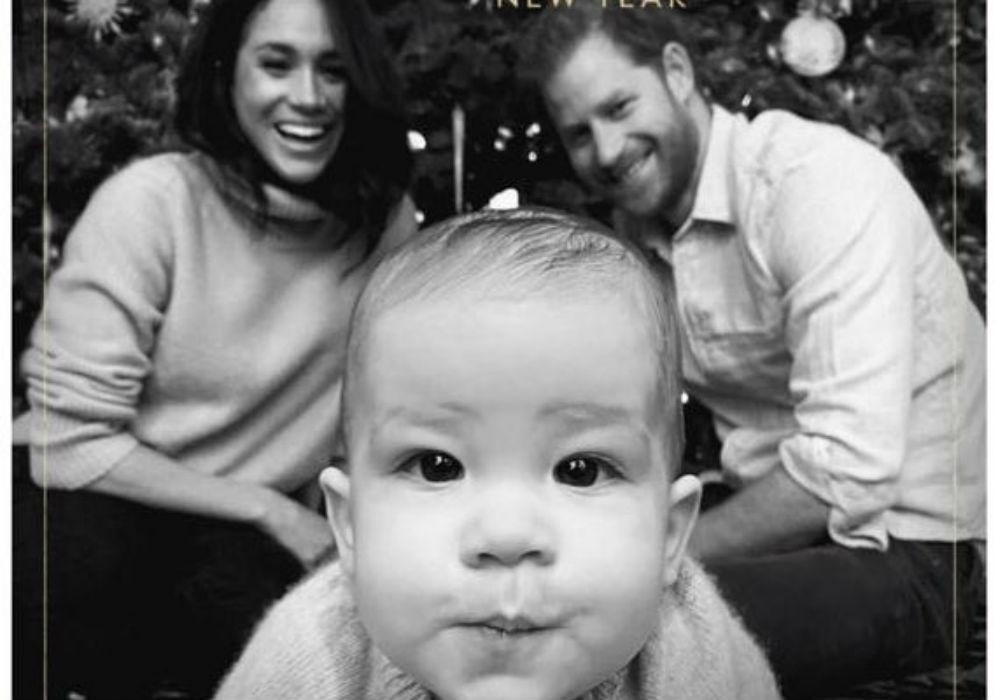 Prince Harry & Meghan Markle Criticized For Not Bringing Baby Archie To The UK For Final Royal Engagements