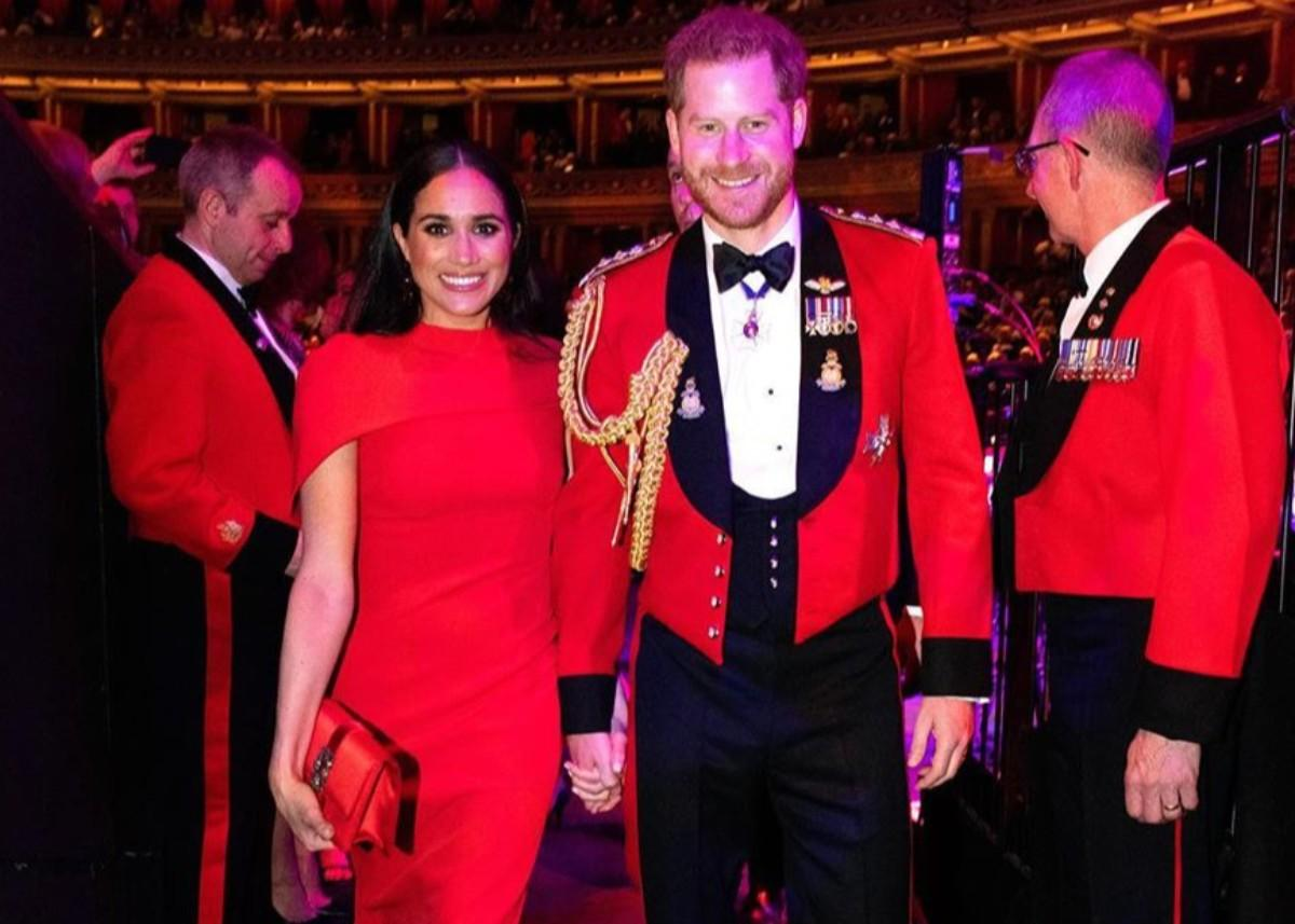 Did Meghan Markle Ban Prince Harry From Seeing His Father Who Has Coronavirus?