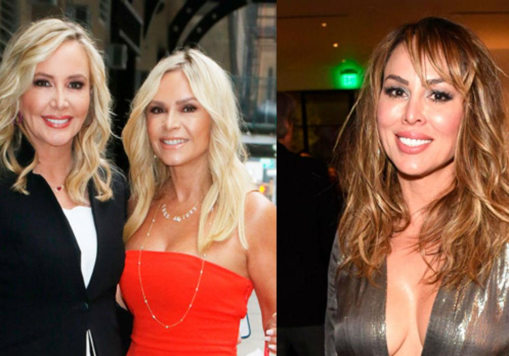RHOC - Tamra Judge Posts About 'Fake Friends' As She Unfollows Shannon Beador And Hangs Out With Kelly Dodd
