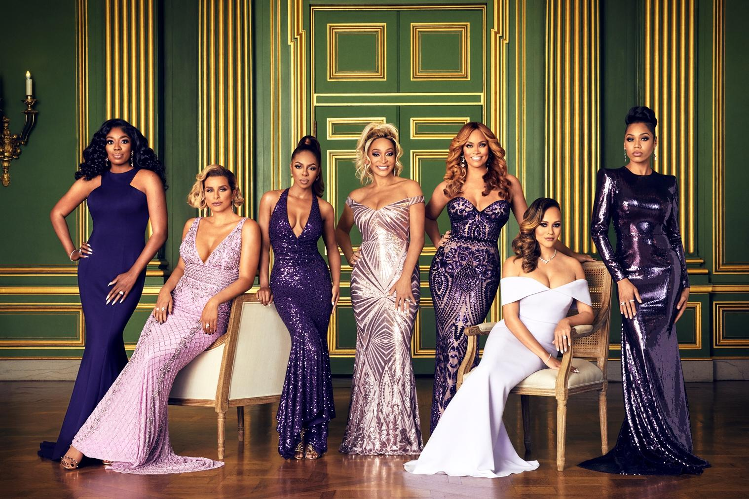 Real Housewives Of Potomac Season Five Trailer Released: Gizelle and Jamal Bryant Reunion, Michael Darby Scandal, And Monique Samuels And Candiace Dillard Feud All Addressed