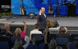 Pastor Rodney Howard-Browne, Who Prayed For President Donald Trump, Defies Social Distancing Rules And Holds Packed Church Service