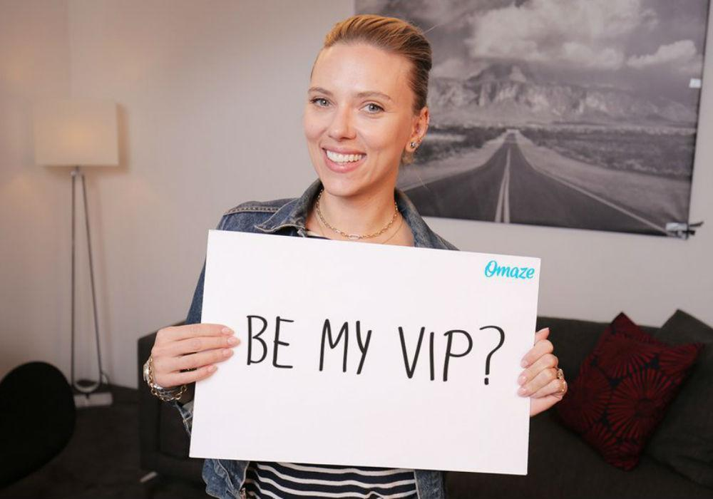 Scarlett Johansson Announces Contest To Be Her VIP Guest At Black Widow Premiere - 'This Is Real'