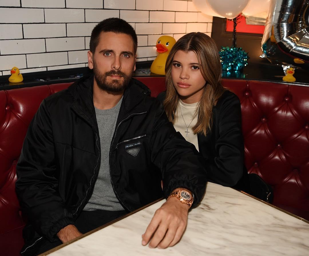 Sofia Richie And Scott Disick - Here's How The COVID-19 Quarantine Has Contributed To Them Solving Their Relationship Problems!