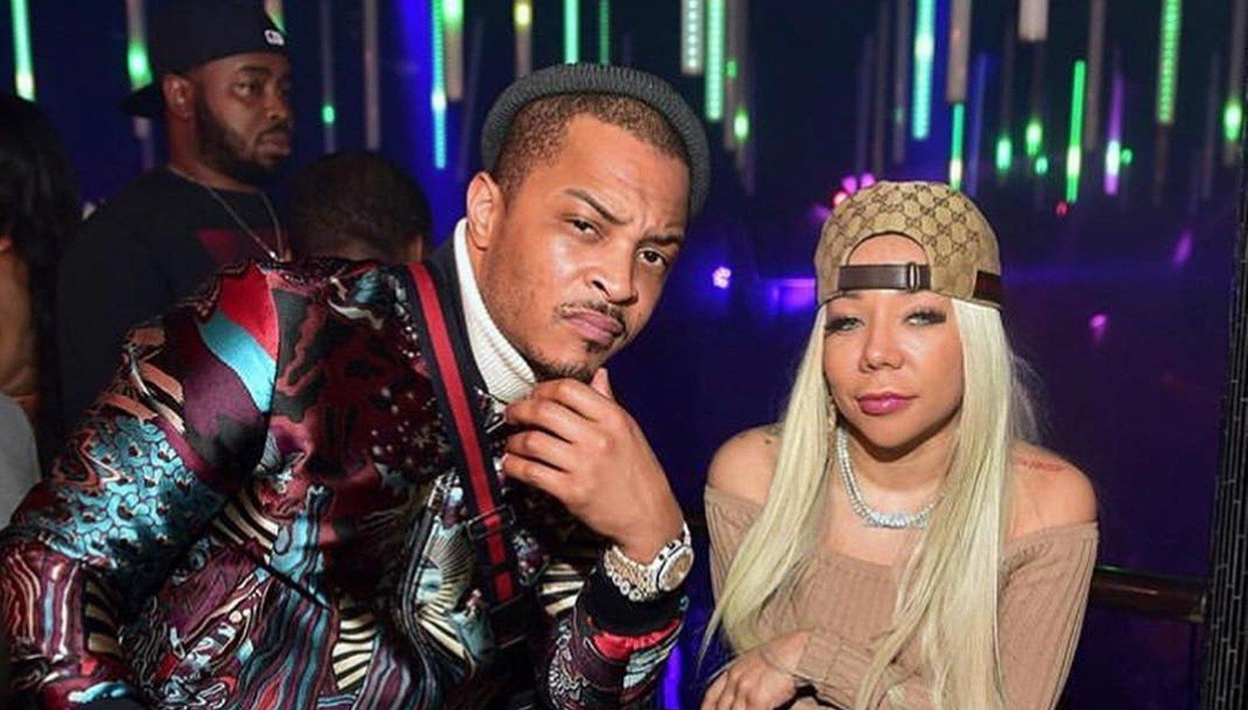 Tiny Harris Teases Her Fans With A Potential Pregnancy - T.I. And His Wife Seem To Have Some Baby Making Planned During Social Distancing