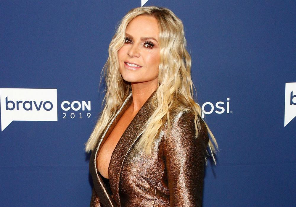 Tamra Judge Announces Launch Of New CBD Product For International Women's Day