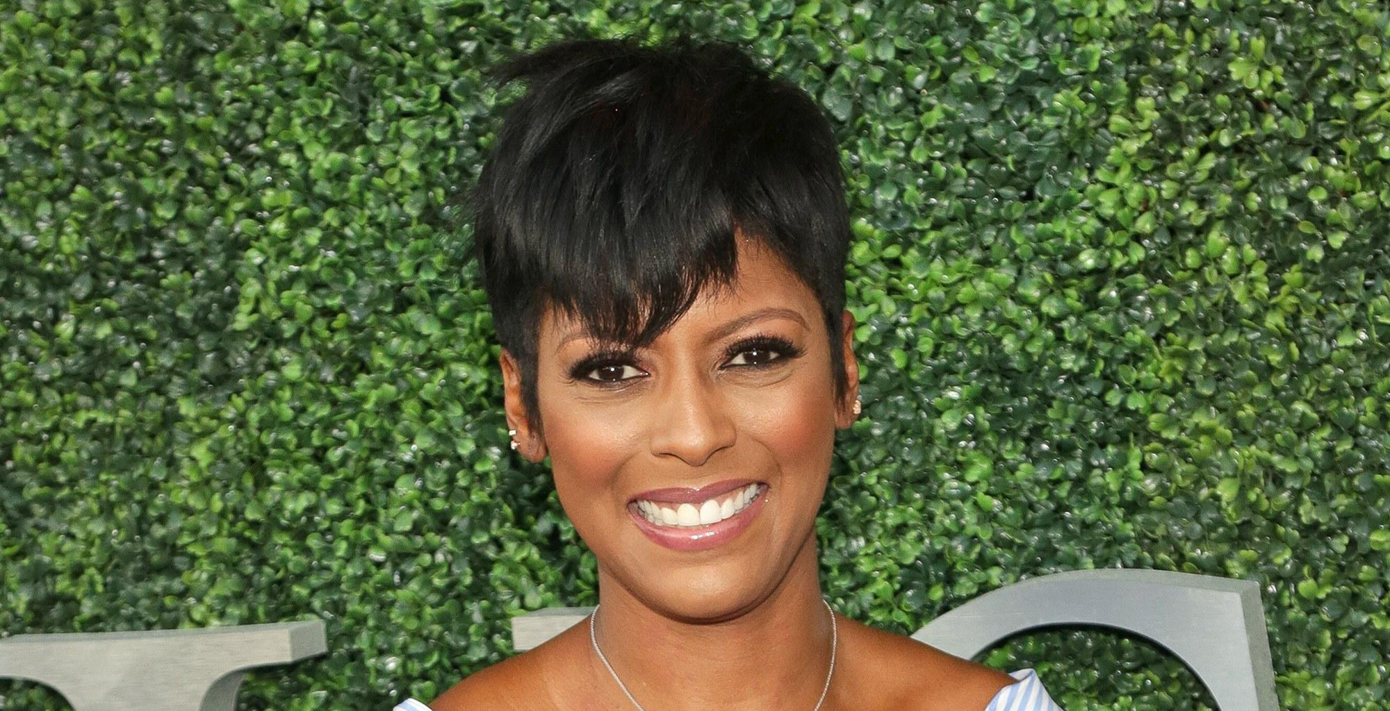 Tamron Hall Bares It In A New Video And Is Criticized For This Reason -- Fans Defend The Working Mom