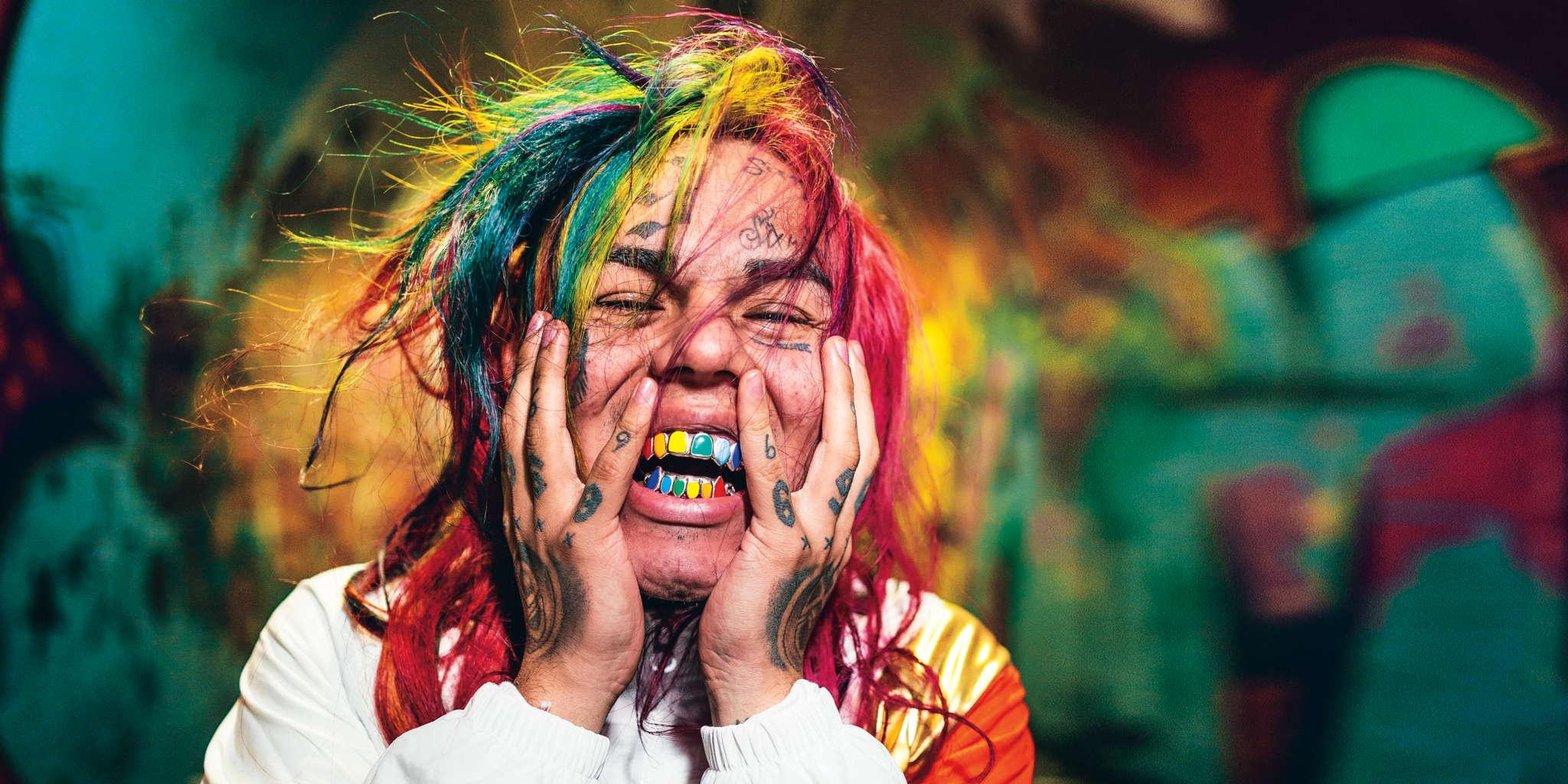 Tekashi 6ix9ine Is Ready To Drop New Music Right After Getting Released From Prison, His Lawyer Reveals!