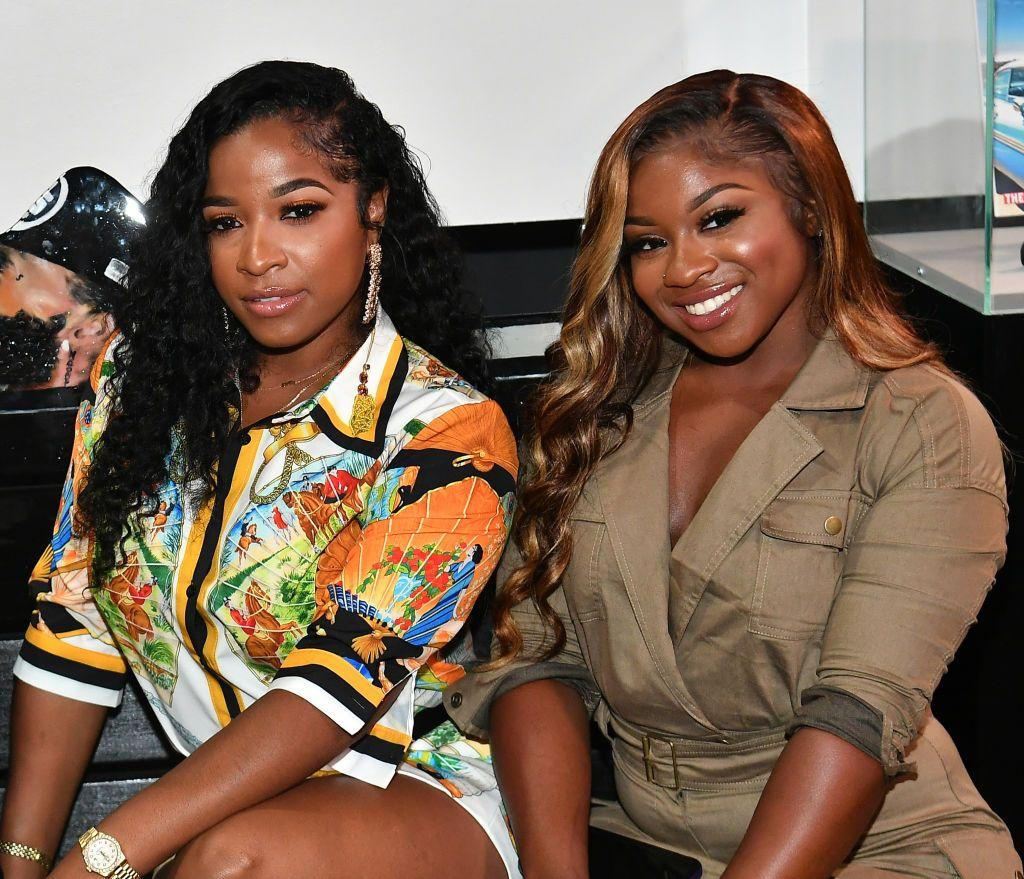Toya Johnson Shares New Pics From Her Girls' Trip