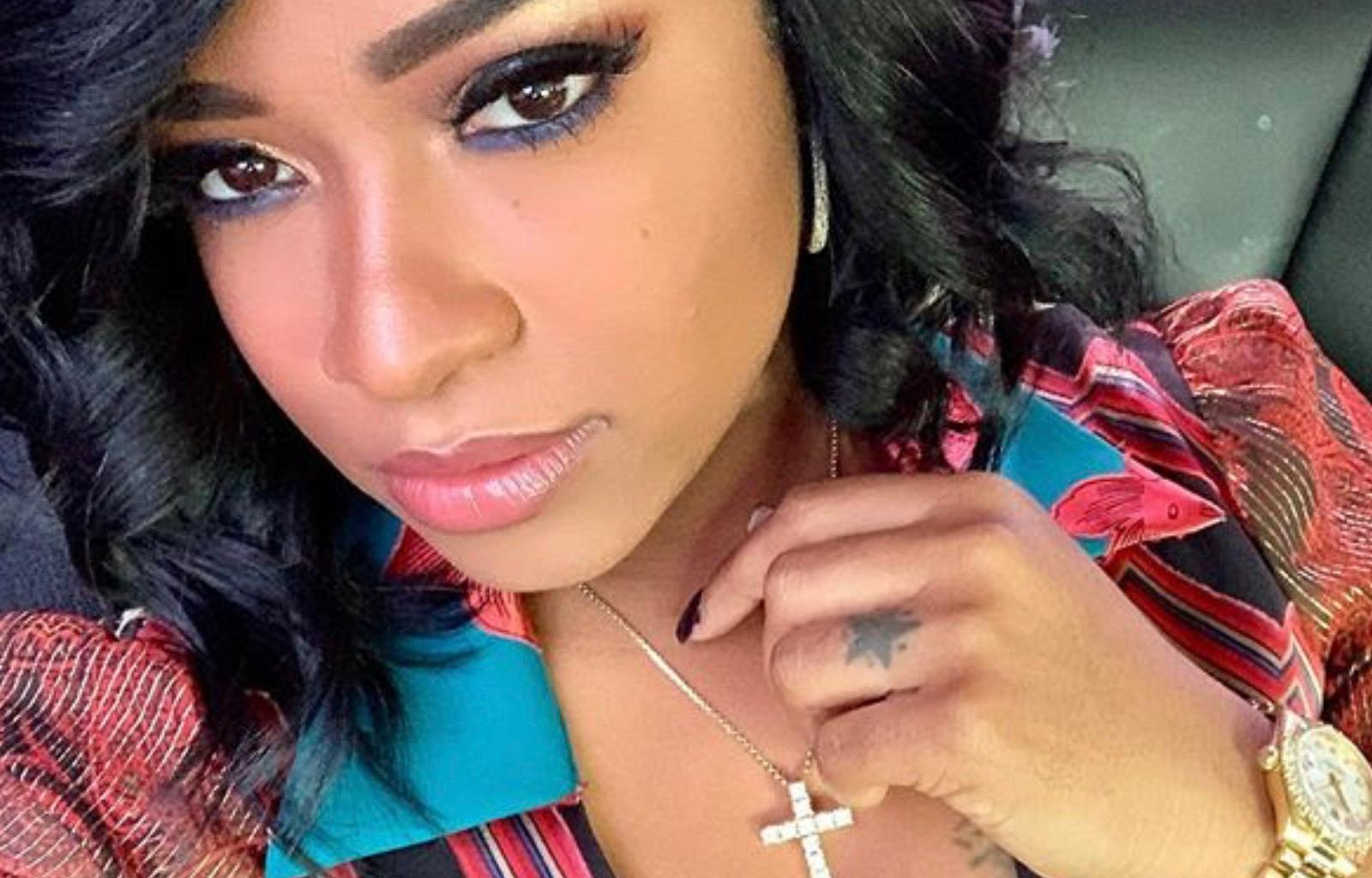 Toya Johnson Is Celebrating Robert Rushing's Mom's Birthday - See The Sweet Message She Has For Mrs. Shirley