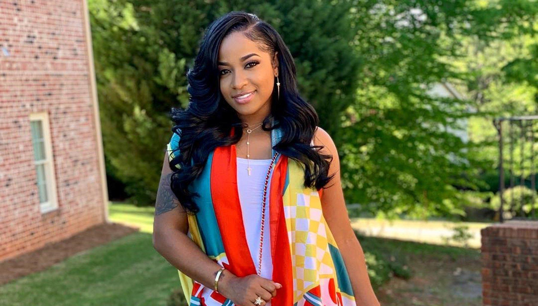 Toya Johnson Is Dreaming Of A Vacay - See Her Sweet Pics From Her Last Trip