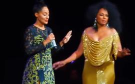 Tracee Ellis Ross Overcomes Her Nervousness And Makes Diana Ross Proud — Sings In New Musical