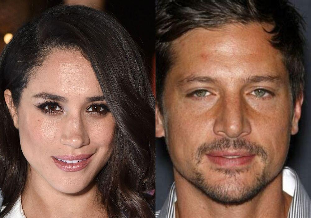 Simon Rex Claims UK Tabloid Offered Him $70,000 To Lie And Say He Slept With Meghan Markle