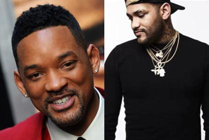 Will Smith 'Humbled' After Rapper Joyner Lucas Posts Tribute Video