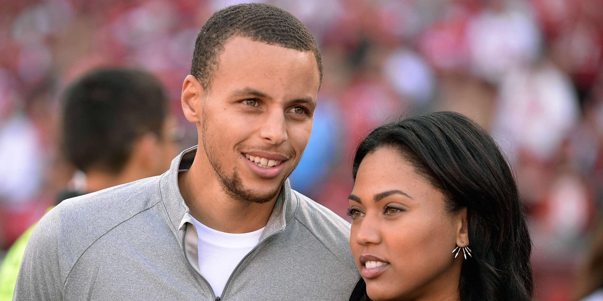Steph Curry Pays The Sweetest Tribute To Wife Ayesha On Her Birthday
