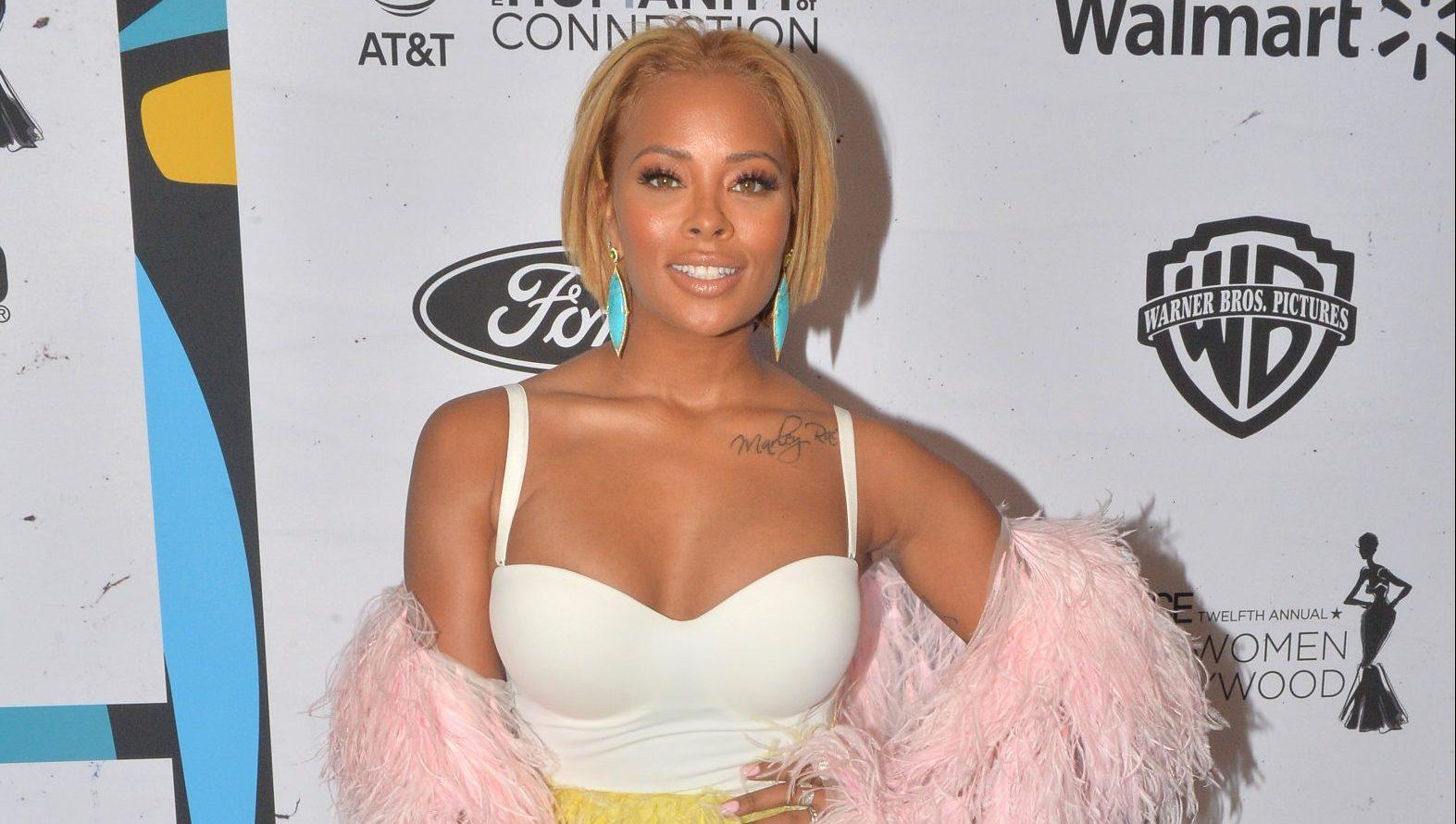 Eva Marcille Shares A Video Featuring A Scene From A Movie She's Been A Part Of - Check It Out Here