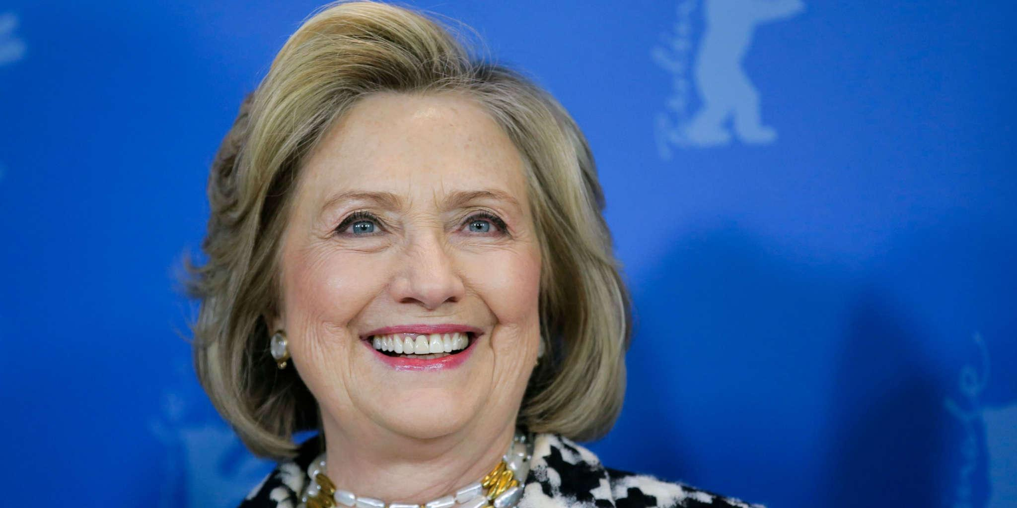 Hillary Clinton Comes Up With Great 'Real Housewives' Tagline On WWHL And Social Media Can't Get Over This 'Loose' Side Of Her
