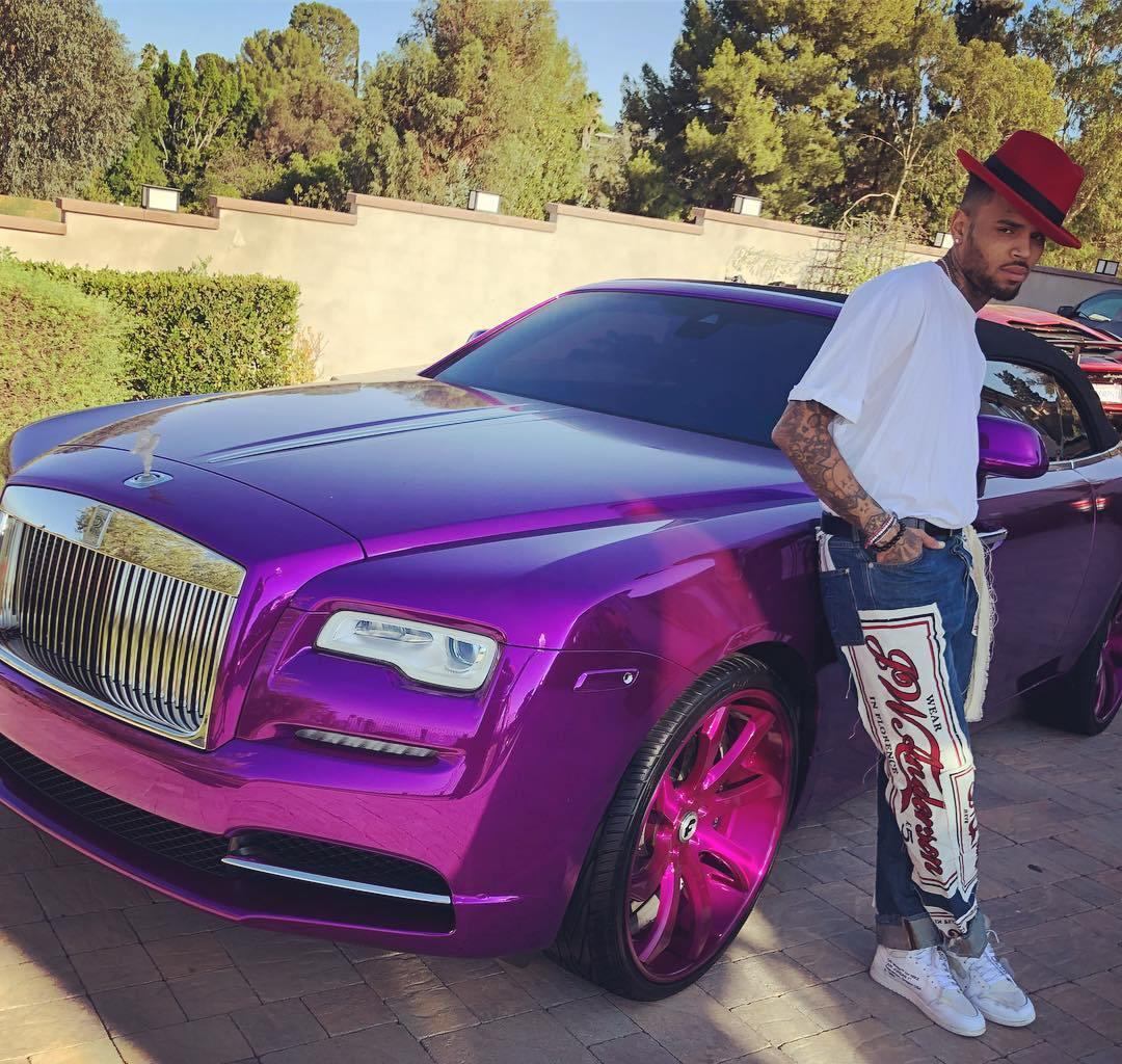 Chris Brown Has Fans Freaking Out, Thinking That He Might Get Arrested Again - See His Insane Video
