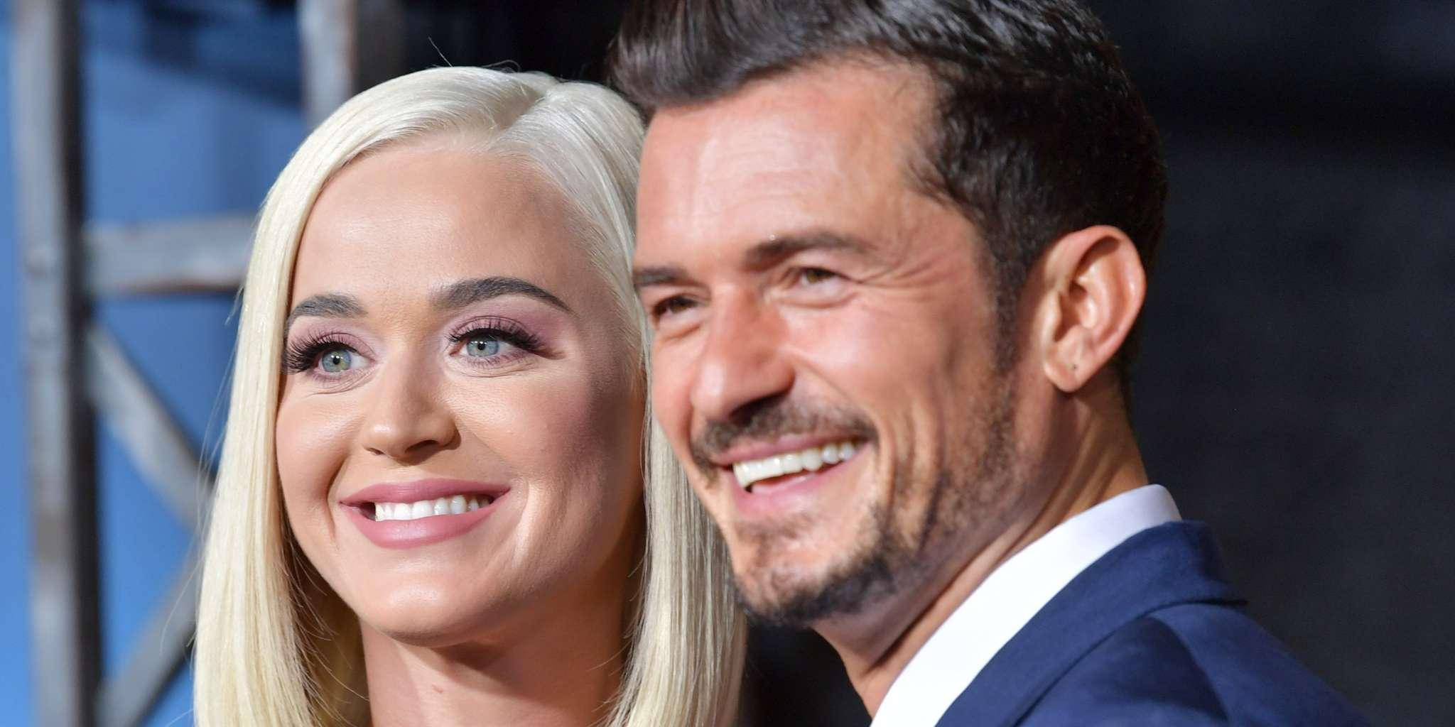 Katy Perry 'More In Love' With Fiance Orlando Bloom Now That They're Expecting - Here's Why!