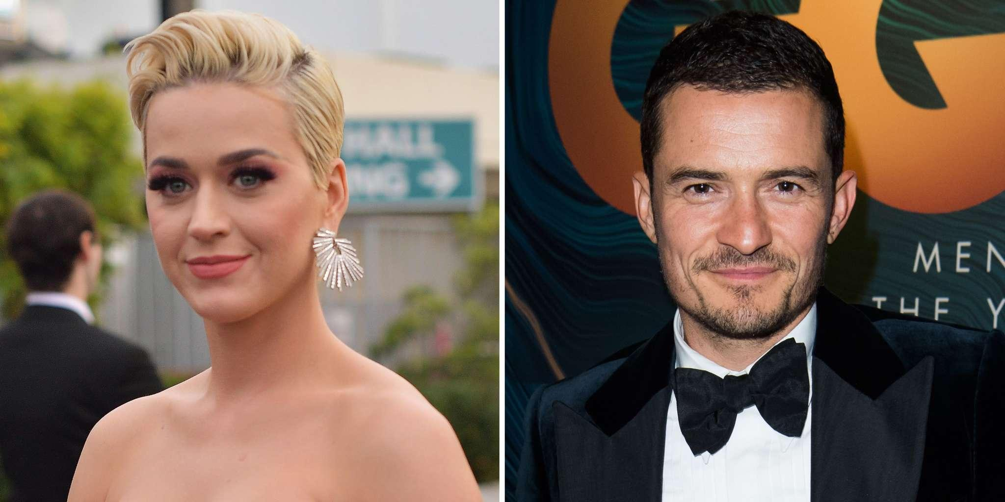 Katy Perry Says She And Fiance Orlando Bloom Still Need 'Space' From Each Other
