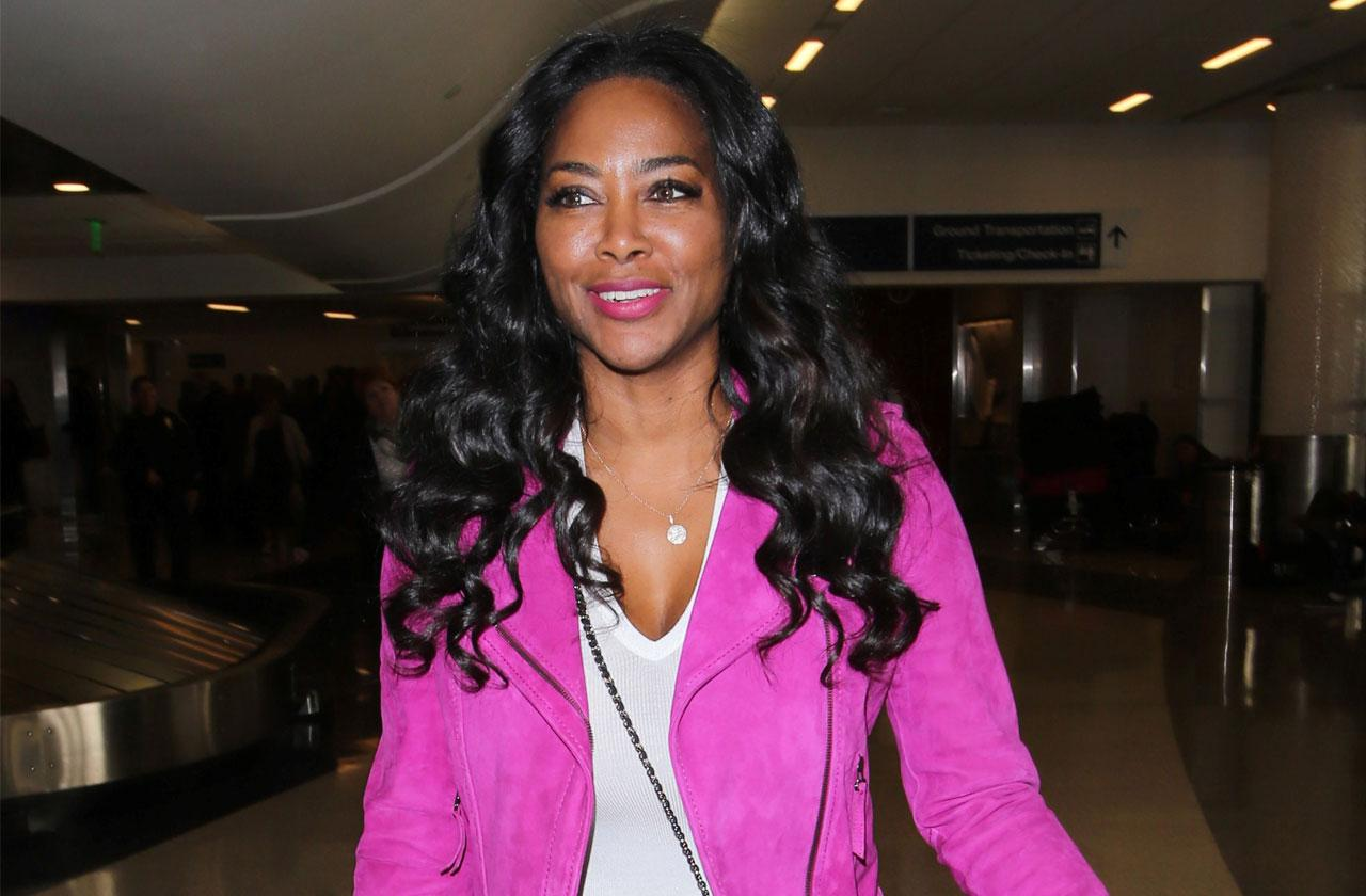 Kenya Moore Told Fans She Got A Fake ID At 15 Years Old - Check Out The Never Before Seen Photo