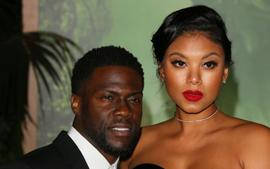 Kevin Hart And Eniko Parrish Announce Second Pregnancy With Baby Bump Pic!