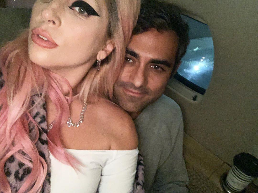 Lady Gaga Gushes Over Boyfriend Michael Polansky And Posts Cute Pic Of Them - 'I've Got A Stupid Love'