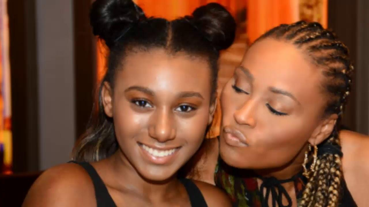 Cynthia Bailey's Throwback Pic With Daughter Noelle Robinson Has Fans In Awe