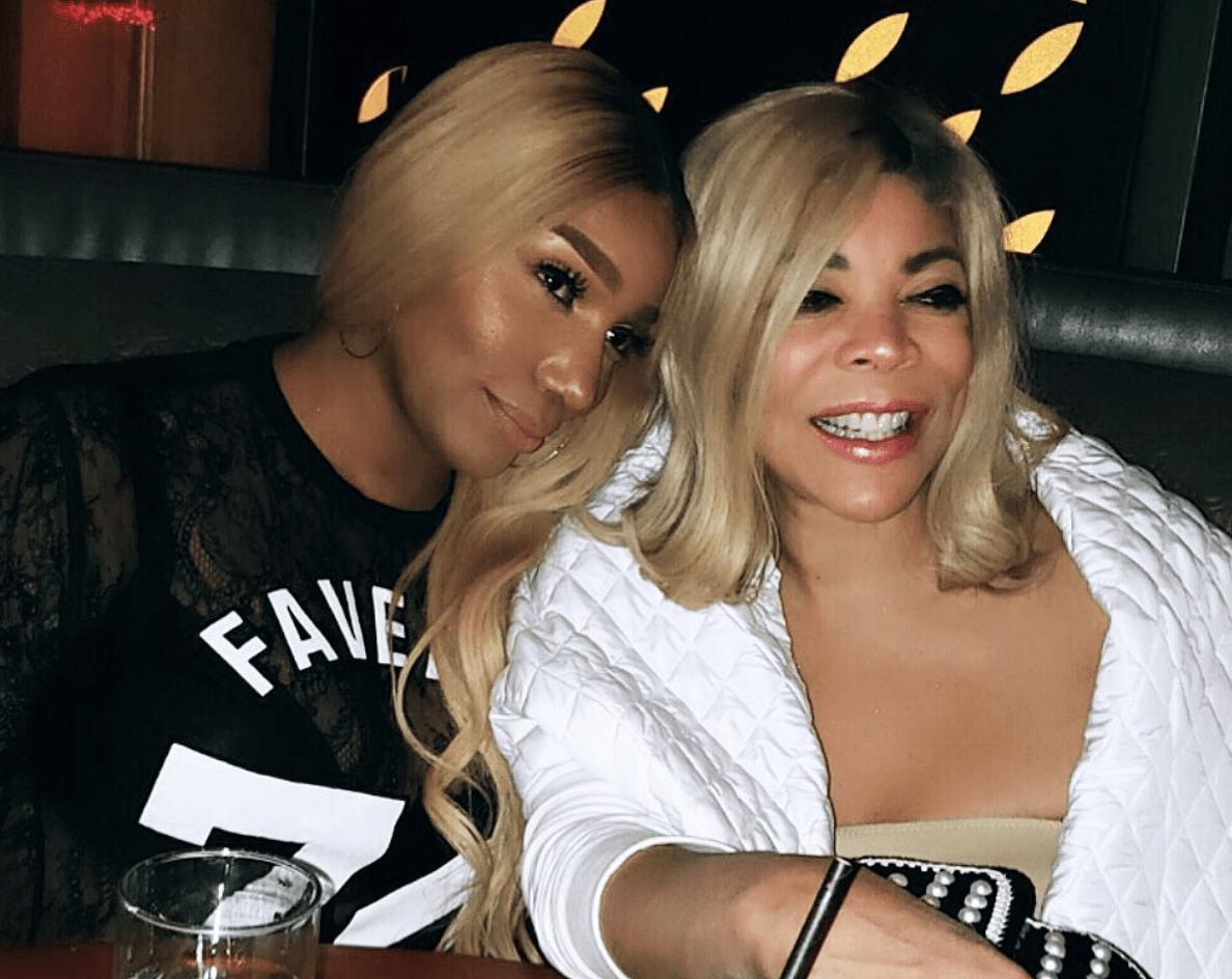 NeNe Leakes Poses With The Breakfast Club Crew And Fans Support Her