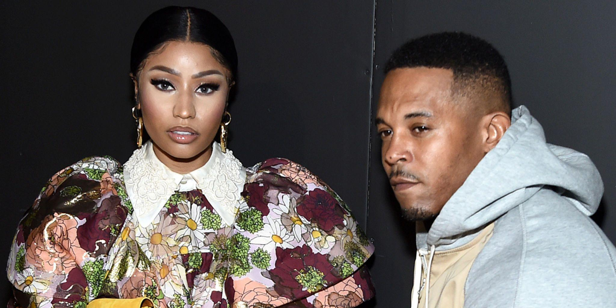 Nicki Minaj Supports And Stands By Hubby Kenneth Petty Regardless Of His 'Embarrassing' Arrest, Source Says!