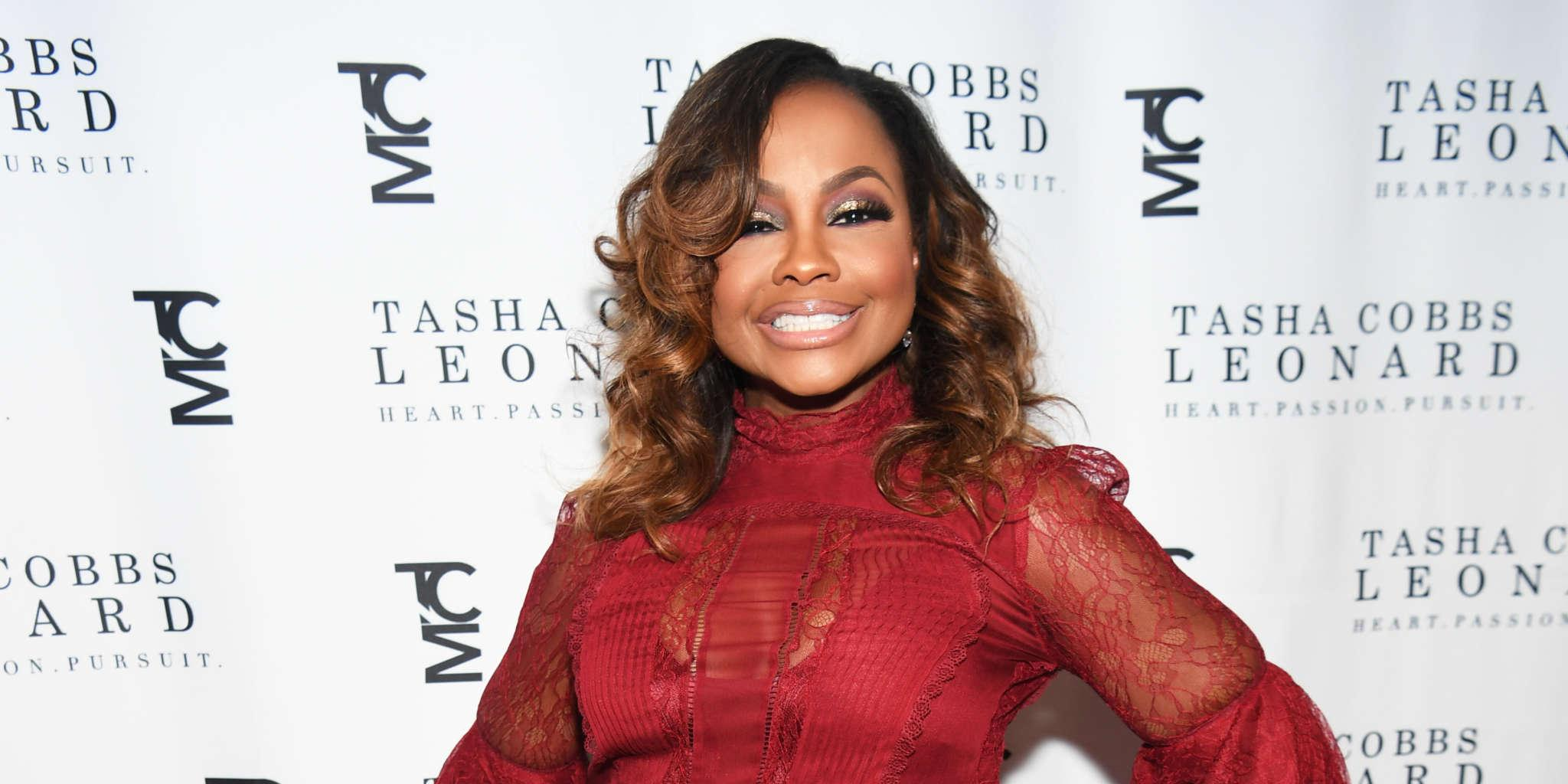 Phaedra Parks Makes Fans Happy With This Throwback Video