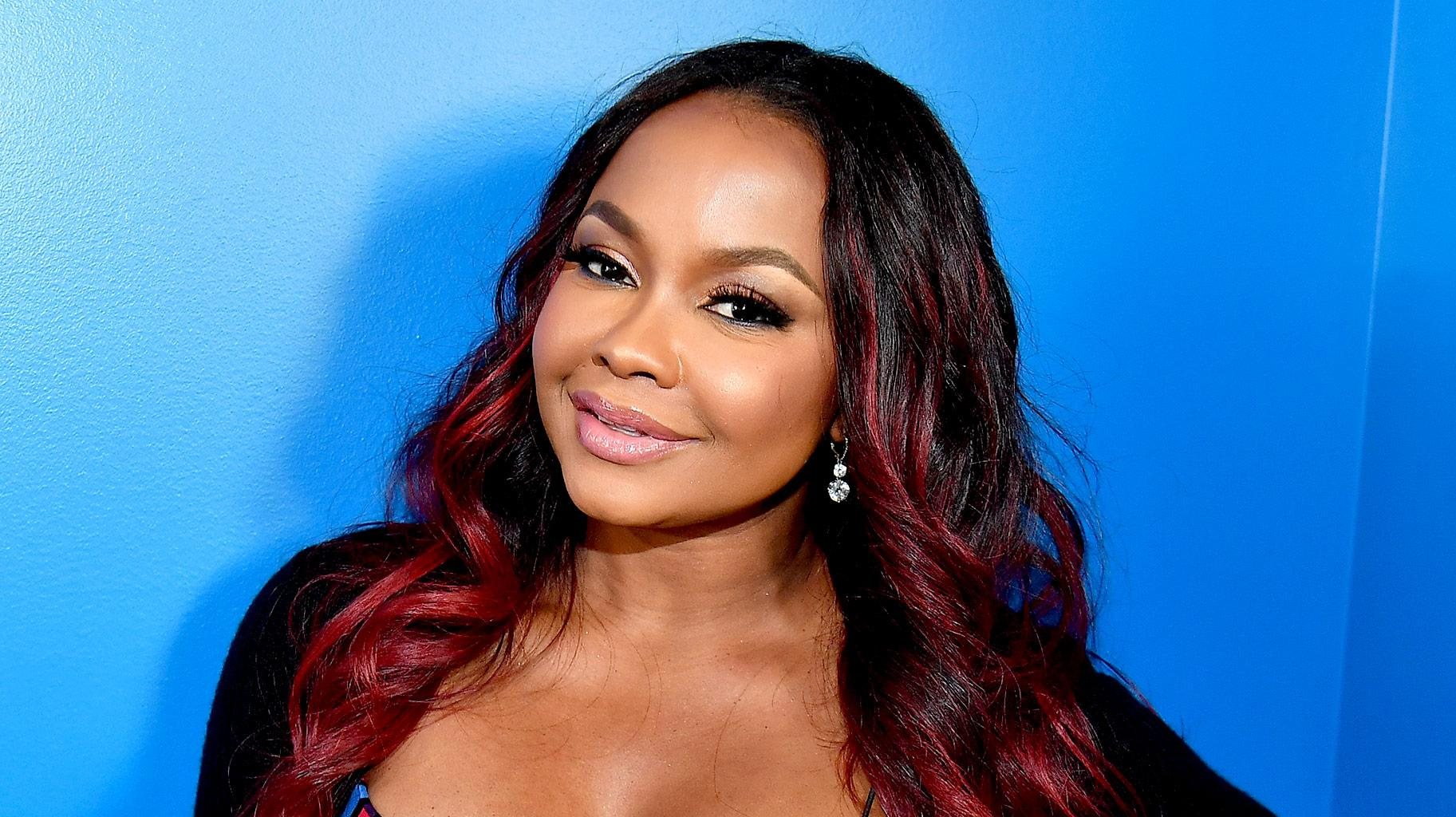 Phaedra Parks Gives A Shout Out To All Her Atlanta Sisters