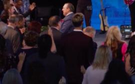Arrest Warrant Issued For Pastor Rodney Howard-Browne Who Prayed Over President Trump For Disregarding Coronavirus Lockdown And Holding Packed Church Service