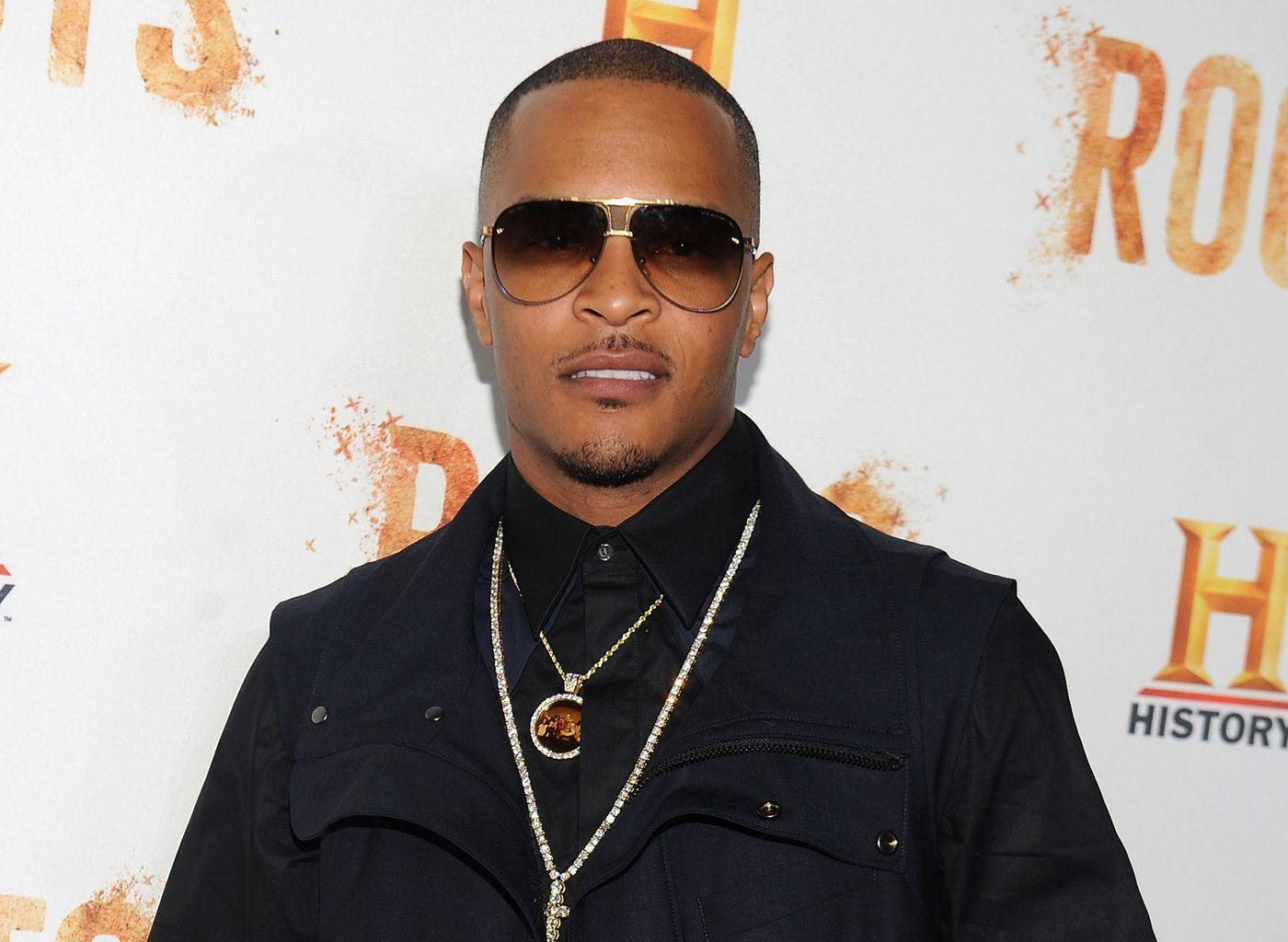 T.I. Advises Fans Not To Panic, But Remain Informed
