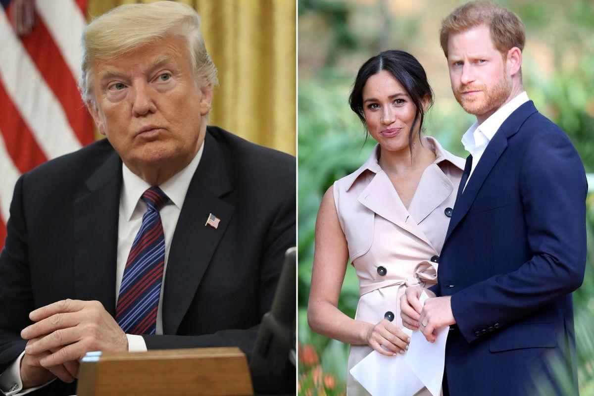 Donald Trump Starts Drama With Meghan Markle And Prince Harry After Their Move To L.A. - 'US Won't Pay For Their Security Protection'