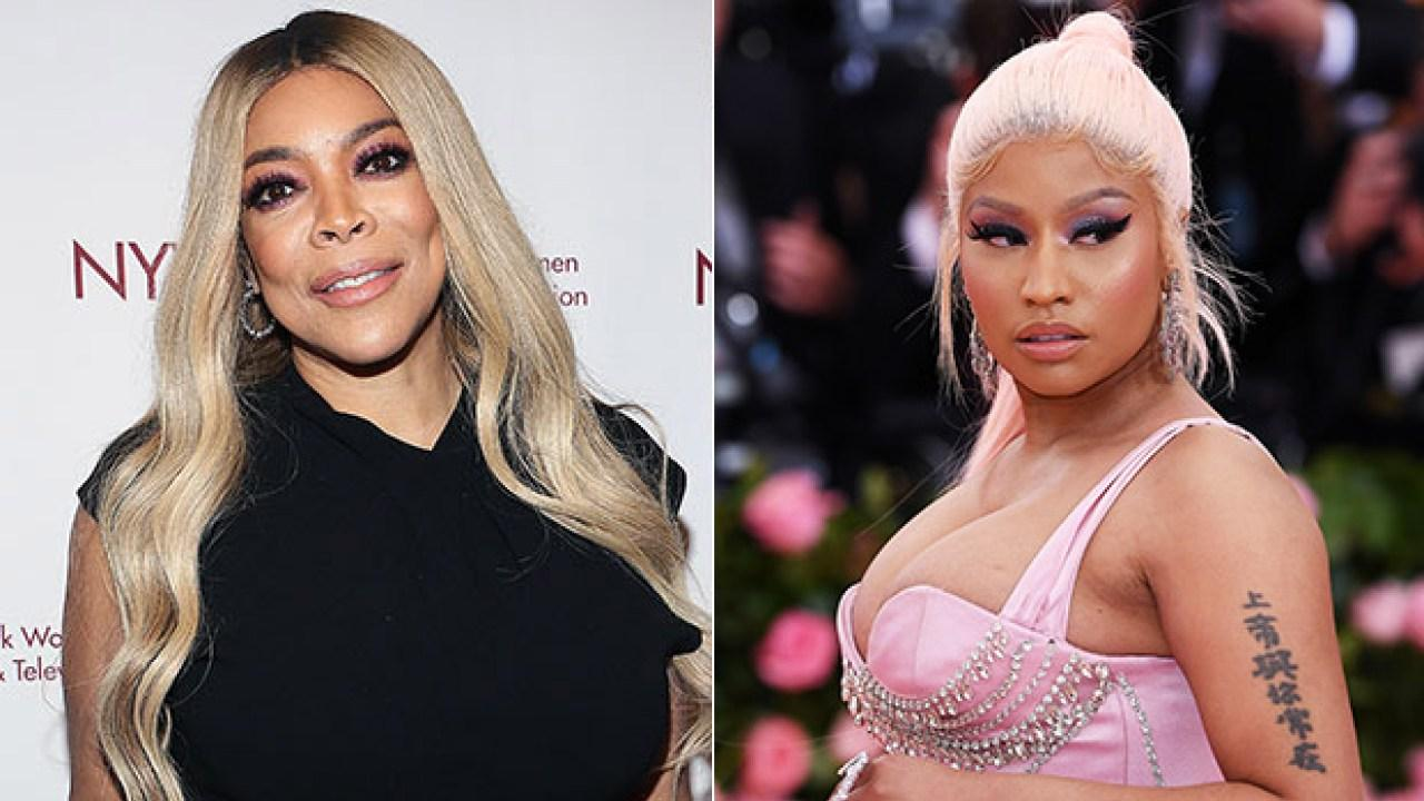Wendy Williams Explains The Real Reason Why She Dragged Nicki Minaj's Husband Kenneth Petty After His Arrest!