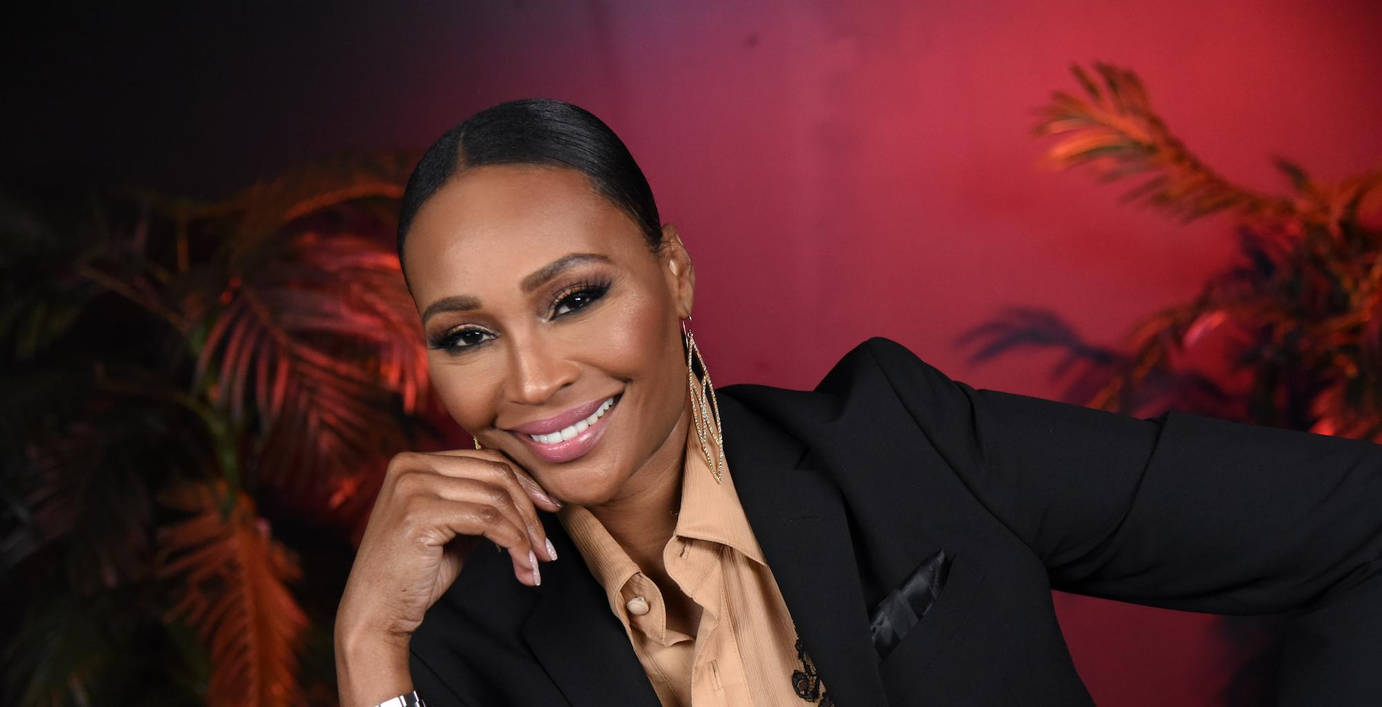 Cynthia Bailey Misses Her Glam Team - Check Out One Of The Looks Her Crew Created